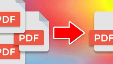 كيفية دمج ملفات PDF دون استخدام برامج