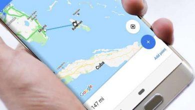 كيفية قياس المسافات باستخدام خرائط جوجل
