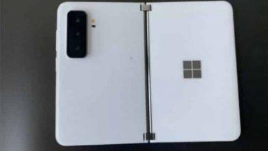 Surface Duo 2 يأتي بكاميرا ثلاثية جديدة