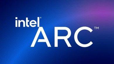إنتل تعلن عن أول وحدة معالجة رسومات للألعاب Arc