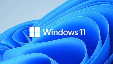 تغيير التطبيقات الافتراضية في ويندوز 11
