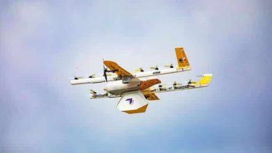 خدمة التوصيل عبر الطائرات المسيرة تحقق نجاحًا