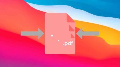 طرق تحميل صفحات الإنترنت كملف PDF عبر آيفون