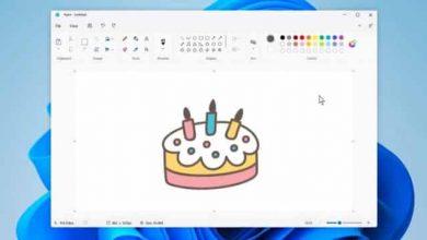 مايكروسوفت تعيد تصميم تطبيق الرسام لنظام ويندوز 11