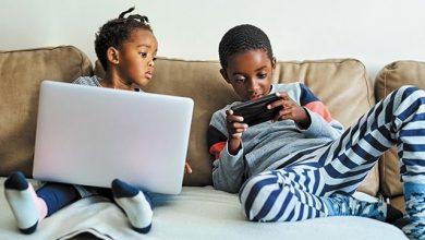 نصائح للحد من استخدام الأطفال للأجهزة الإلكترونية