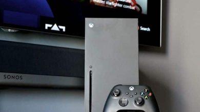 Xbox Series X تحصل على لوحة معلومات بدقة 4K