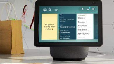 أمازون تطور جهاز Echo للتثبيت على الحائط