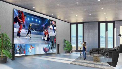 إل جي تدخل سوق شاشات العرض بحجم الحائط