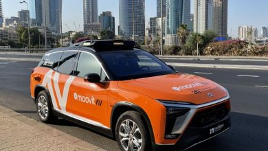 إنتل تطلق سيارات أجرة روبوتية في ألمانيا في عام 2022