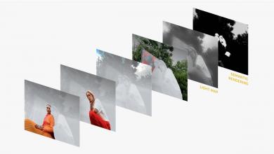 استخدام أساليب التصوير الجديدة في آيفون 13