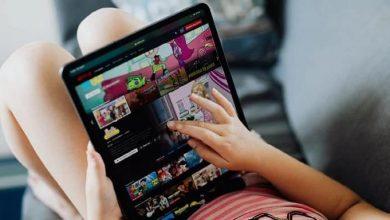 استخدام مميزات نتفيلكس للأطفال لمشاهدة المحتوى