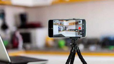 استخدام هاتف أندرويد بدلًا من كاميرا الحاسوب