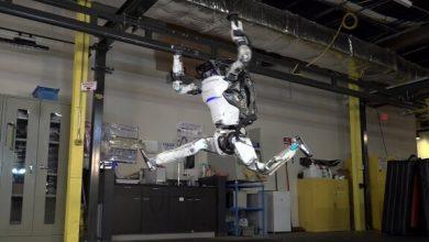 الروبوتات البشرية من بوسطن ديناميكس