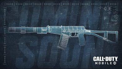 تغييرات الأسلحة في الموسم الثامن من Call of Duty Mobile