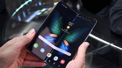 تكلفة إصلاح شاشة هاتف Galaxy Z Fold 3 المكسورة