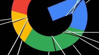 أعمال جوجل حول العالم معرضة للخطر بسبب الاحتكار