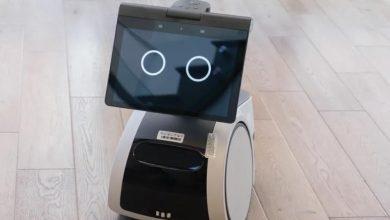 روبوت أمازون المنزلي Astro يجعل أليكسا قادر على الحركة