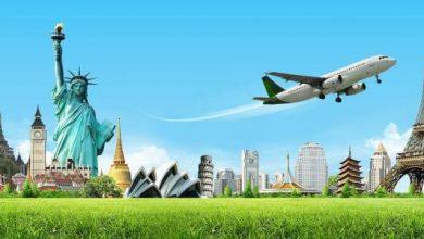 بحث عن السفر بالانجليزي