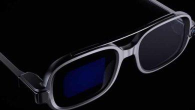 شاومي تعرض نظارة ذكية مع شاشة MicroLED