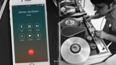 طرق تسجيل المكالمات عبر آيفون