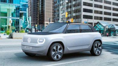 فولكس فاجن لديها سيارة كهربائية صغيرة للمدن