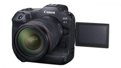كاميرا EOS R3 من كانون تركز عن طريق تتبع عينك