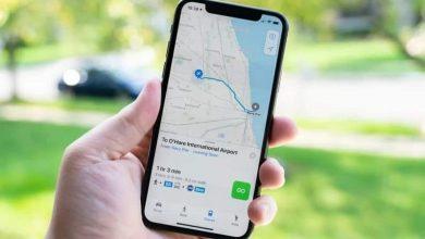 كيفية تعيين خرائط جوجل التطبيق الافتراضي في آيفون