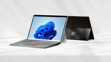 مايكروسوفت تكشف عن Surface Pro 8