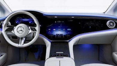 مرسيدس تكشف عن سيارتها الكهربائية EQE