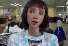 روبوت مخصص لرعاية مرضى كورونا المعزولين