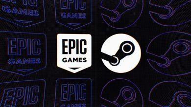 مقارنة بين متجري الألعاب Steam و Epic Games