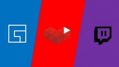 مقارنة بين منصات بث الألعاب من يوتيوب، وفيسبوك، وتويتش