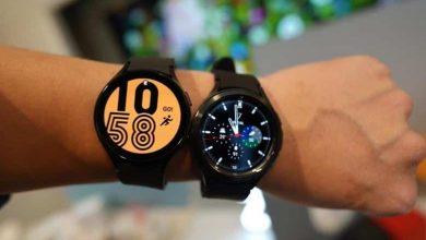 مقارنة بين Galaxy Watch 4 و Galaxy Watch 3