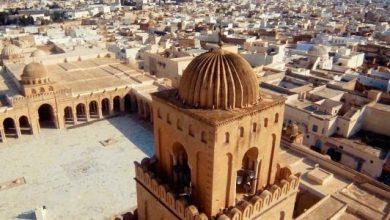 أسس مدينة القيروان وجعلها قاعدة لنشر الإسلام