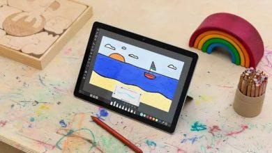 Surface Go 3 من مايكروسوفت يحصل على معالجات إنتل