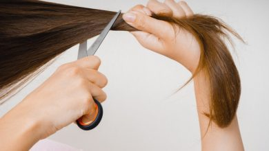 كيف اقنع امي اقص شعري