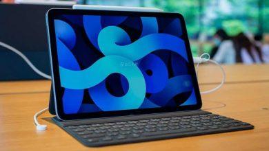 آبل لا تخطط لإطلاق iPad Air بشاشة من نوع OLED