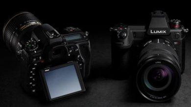 الفروقات بين الكاميرات عديمة المرآة وأحادية العدسة