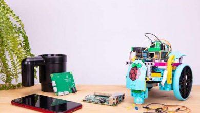 راسبيري باي تمنحك القدرة للتحكم في روبوتات ليغو
