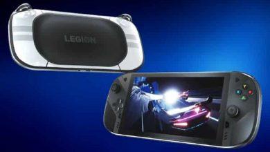 لينوفو تعمل على جهاز ألعاب محمول باسم Legion Play