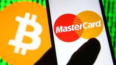 ماستركارد تتيح العملات المشفرة للتجار والبنوك
