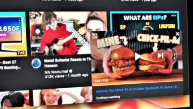 يوتيوب تتيح استئناف المشاهدة عبر المتصفح