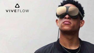 Vive Flow .. نظارة الرأس القادمة من إتش تي سي